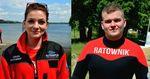 Arletta Gronowska i Mateusz Domżała zasilili Grupę Ratowniczą Autrimpus Szczytno