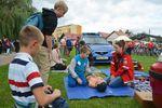 Uczniowie mieli okazję sprawdzić swoja wiedzę z zakresu udzielania pierwszej pomocy przedmedycznej