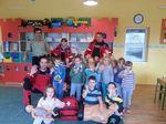 Tym razem ratownicy z Autrimpusa odwiedzili dzieci z przedszkola w Wielbarku
