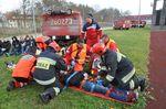 Głównym celem wspólnych ćwiczeń było usystematyzowanie wiedzy na temat postępowania w podczas wypadku masowego, oraz sprawdzenie koordynacji służb ratowniczych na miejscu takiej katastrofy