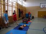 Jednym z prowadząych szkolenie był Grzegorz Achremczyk